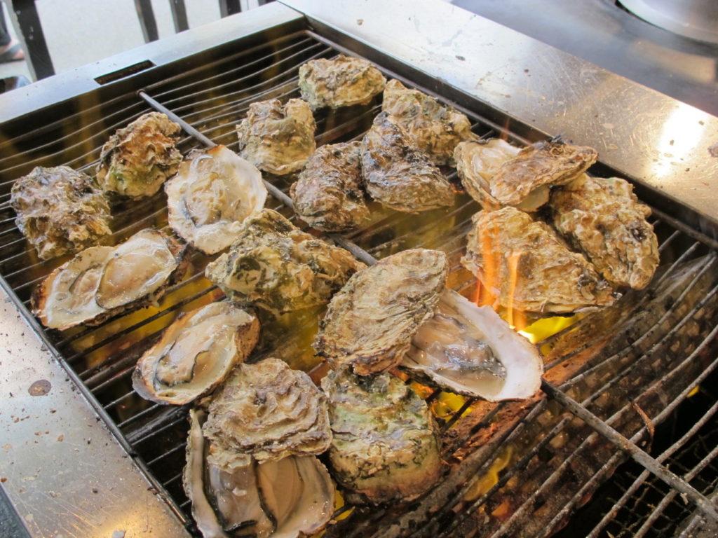牡蠣屋 焼き牡蠣