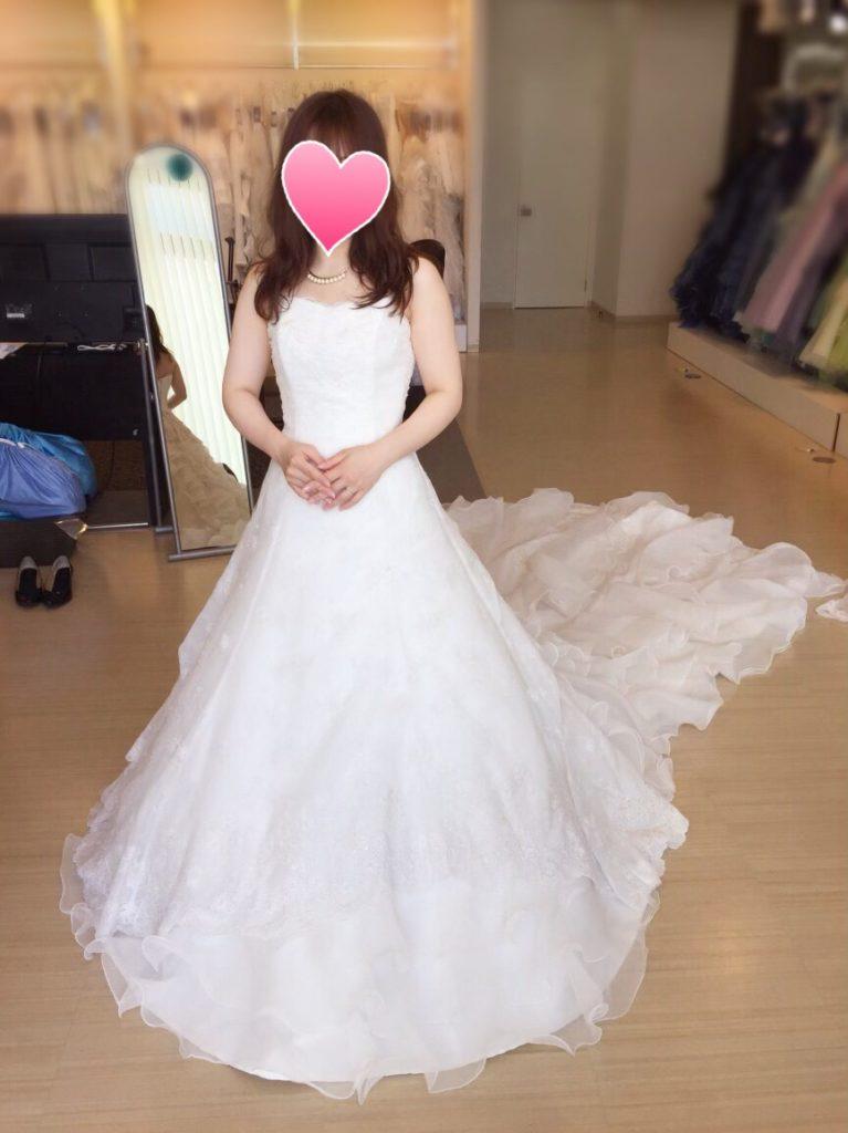 【前撮り】ハナユメフォトのドレス・衣装・小物選び・髪型・メイクの感想まとめ