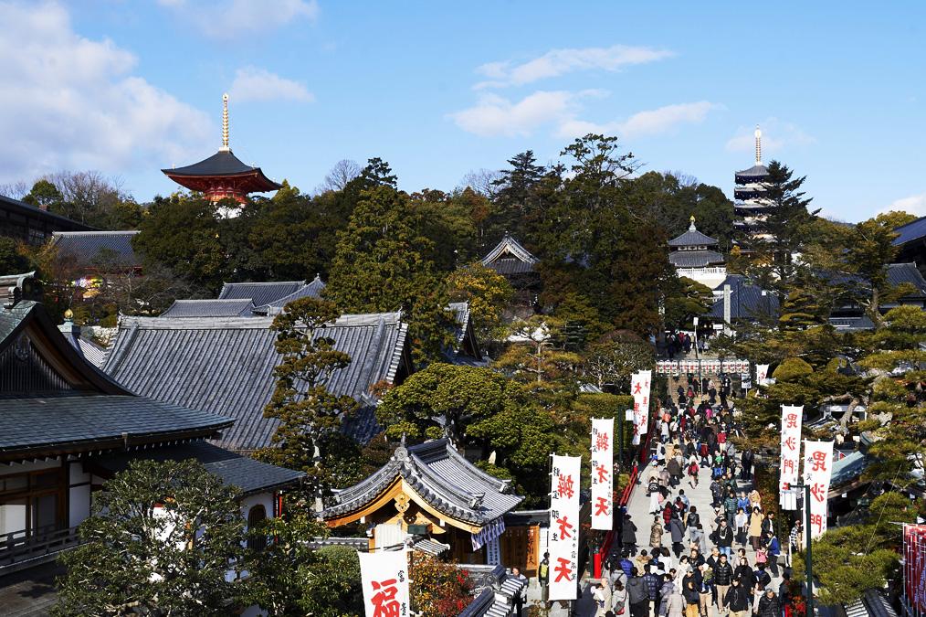 中山寺 風景写真3