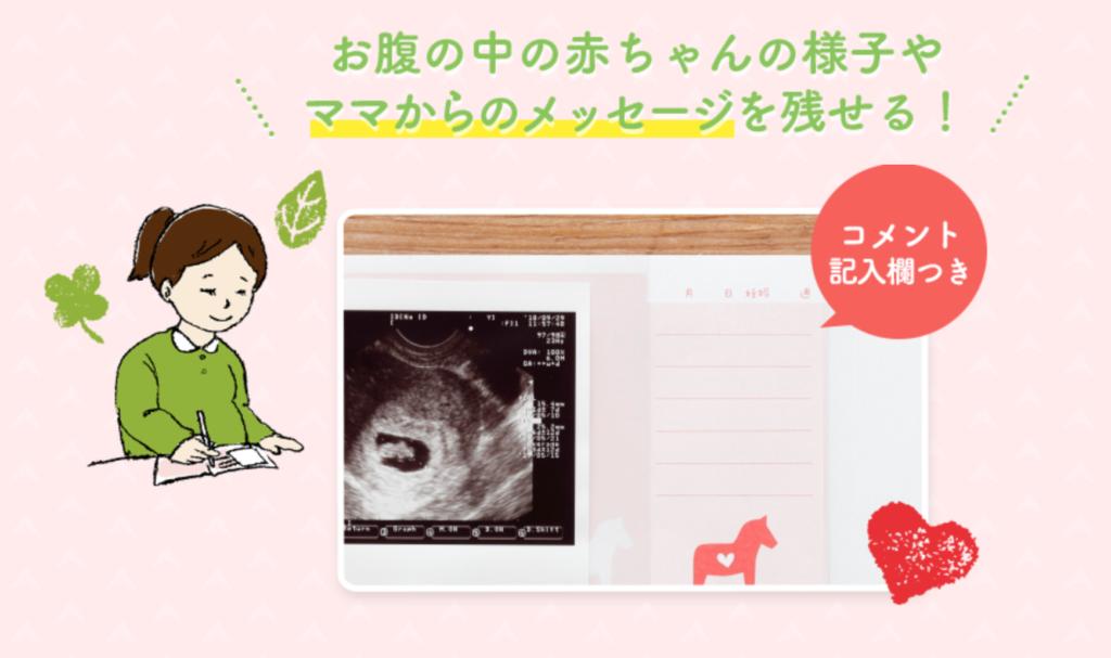 『超音波写真アルバム』&『今治ハンドタオル』:Benesseこどもちゃれんじ3