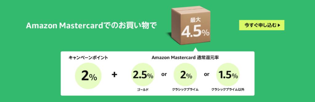 Amazon新生活セール ポイントアップキャンペーン⑥