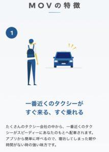 タクシー配車アプリ MOV00002