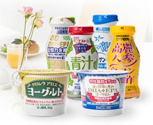 【ノーベル】ヨーグルト飲料‐無料サンプル‐イメージ
