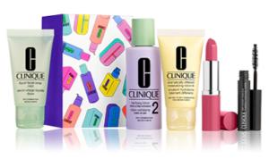 【Clinique】トライアルセット2-実際の化粧品