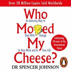 チーズはどこへ消えた?-洋書‐画像