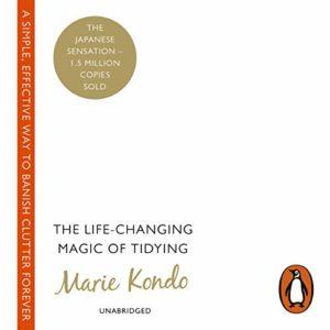 人生がときめく片付けの魔法-洋書‐画像