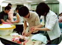 東京看護協会_両親学級1