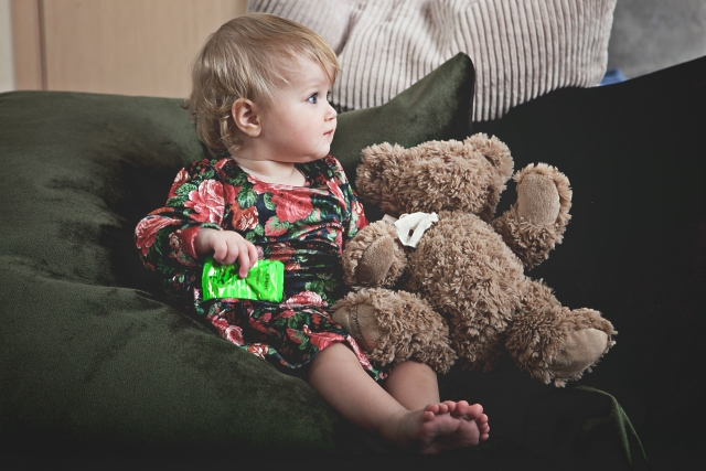 赤ちゃんのモデル_イメージ画像