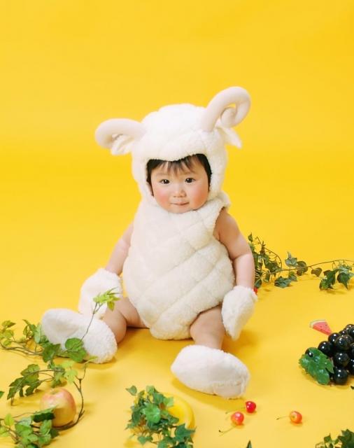赤ちゃんの服装_イメージ
